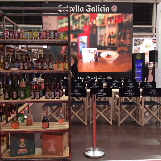Maeloc en Prowein 2015 y el Fórum Gastronómico A Coruña