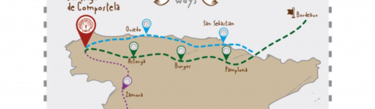 Maeloc Ways: El Camino de Santiago