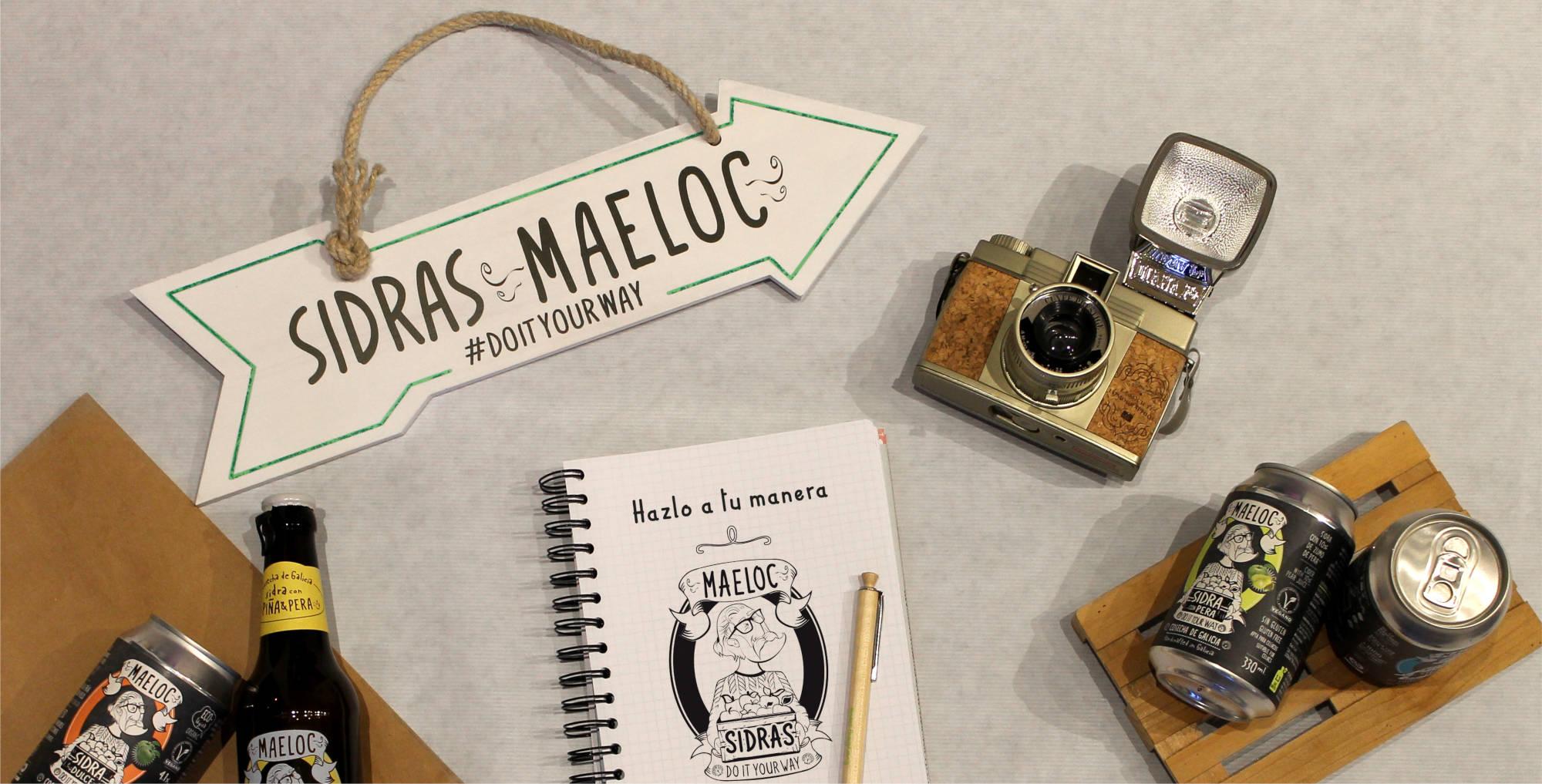 Blog de las Sidras Maeloc. Do It Your Way. The Maeloc Way