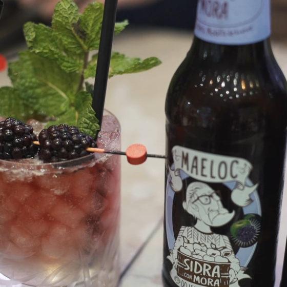 Maeloc apuesta por la Mixología en A Coruña